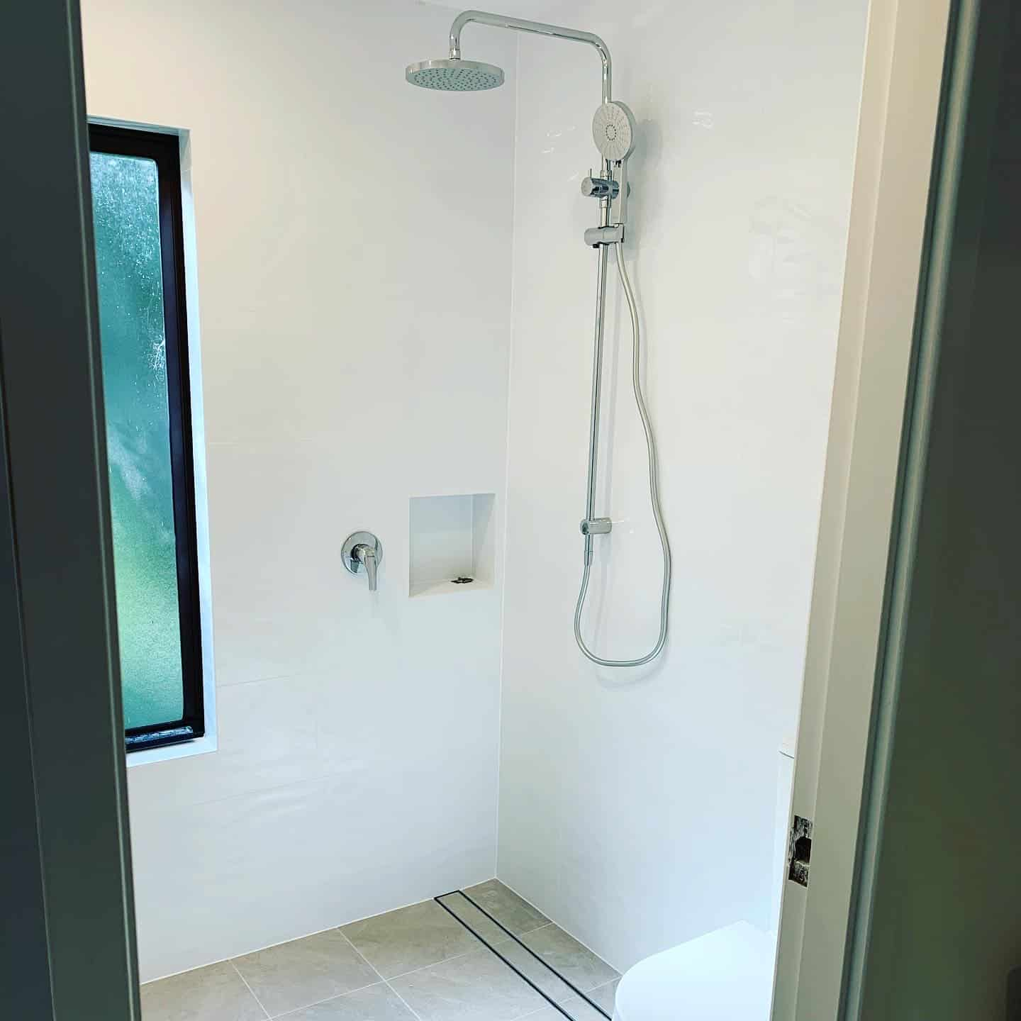 bathroom renovation central coast nsw shower