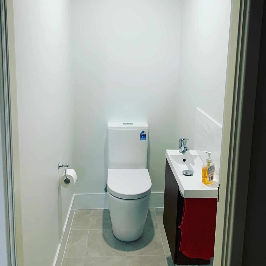 bathroom renovation central coast nsw toilet